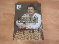 Complete Slav VOLUME II by GM Konstantin Sakaev Chess EVOLUTION 2013