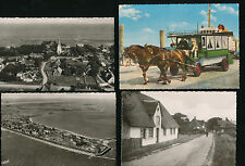 Ab 1945 Normalformat Ansichtskarten aus Niedersachsen für Burg & Schloss