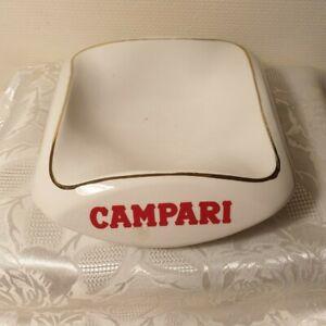 "Cendrier de bar ""CAMPARI""."