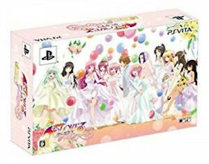 PS Vita To LOVE - Trouble - Darkness True Princess Limited edition Used