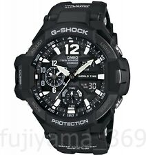 NEW CASIO G-SHOCK GA-1100-1AJF GRAVITY MASTER SKY COCKPIT Aviation Watch Men's