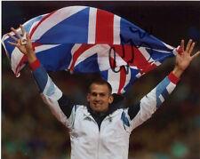 Robbie Grabarz Signed Photo - British High Jumper, 2012 Bronze Medalist - B874