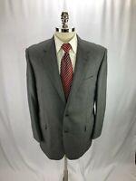 Brooks Brothers Madison 1818 Gray Wool Blazer Jacket Sport Coat 42R