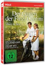 Der Garten der Finzi Contini * DVD Literaturverfilmung Vittorio de Sica * Pidax