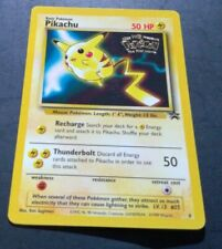 Pikachu- Black Star Promo- WOTC -Pokemon Cards (#4)