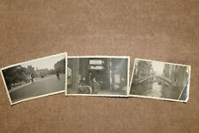 Three Original WW2 Photographs from U.S. Army GI in Italy