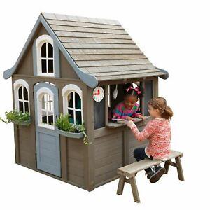 Kidkraft Forrestview II Wooden Playhouse