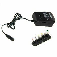 Universal AC&DC Adapter Converter Power Supply 3/4.5//6/7.5/9/12V 2.5A Char P0M5