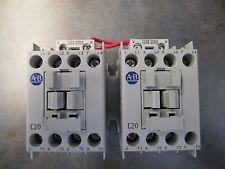 NEW ALLEN-BRADLEY 100L-C20ND8 LIGHTING CONTACTOR