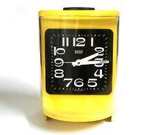 Reloj despertador BADUF original Vintage funciona mecanico cuerda