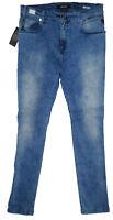 Replay HYPERFREE NEASAN Skinny Fit W34 L32  RRP £145 Mens Blue Denim Jeans