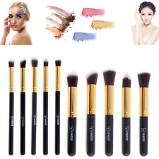 10tlg Vander Make up Brush Make up Pinsel Set Puderpinsel Grundierungspinsel DE