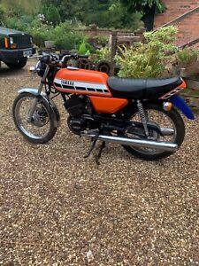 Yamaha RD200 1978