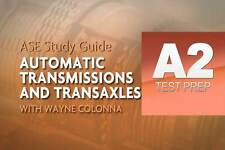 Complete ASE A2 Automatic Transmissions Test Prep Program/ DVD/ Manual 220
