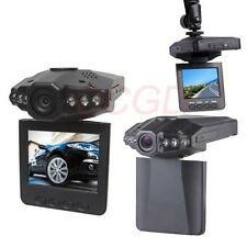 HD 720P Car Dash Camera Video DVR Cam Recorder IR Night Vision with 6 LED Light