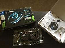 Gigabyte NVIDIA Geforce GTX 660 Superclocked 2 GB GDDR5 Windforce GV-N6600C-2GD.