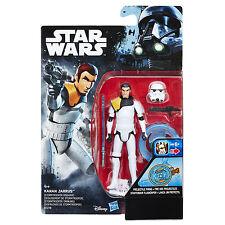 """Star Wars Rebels Kanan Jarrus (Stormtrooper Disguise) 3.75"""" Figure (B7278)"""
