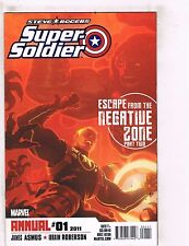 5 Marvel Comics # 1 (4) 7.1 Captain America Secret Avengers Spider Island J122