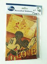 "Disney - Mickey & Minnie Mouse - Retro Mickey ""True Love"" Photo Album"