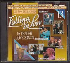 FALLING IN LOVE 1988 ARCADE CD Phil Collins Styx Nits Jim Diamond Howard Jones