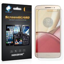 Nuevo Smartphone Motorola MOTO M Cubierta Protector de Pantalla Guard - [3 Pack-HD Anti-reflejos]