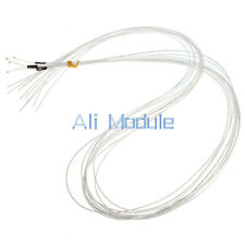 5Pcs Reprap NTC 3950 Thermistor 100K + 1 Meter wire for 3D Printer Bed Hot End