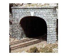 Woodland Scenics C1257 One Cut Stone Double Track Portal 1:87 -HO Gauge 1st Post