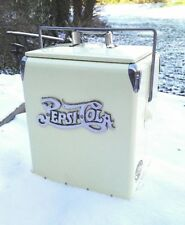 Pepsi Retro Cool box CREAM Cooler Vintage Coolbox pepsi cola coca cola drink
