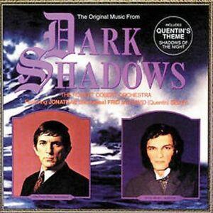 Various Artists - Dark Shadows (Original Soundtrack) [New CD]