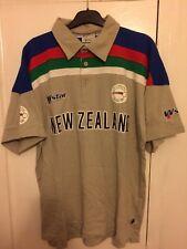 1992 New Zealand one day cricket shirt Wstar Black Caps Rare vintage XL men's