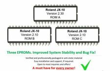 Roland JX-10 - Version 2.30 & board roms 2.10 Firmware Upgrade Update for JX10