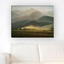 """WANDKINGS Leinwandbild Caspar David Friedrich - """"Berglandschaft"""""""