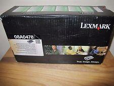 Lexmark High Yield Print Cartridge E320 E322 New Sealed 08A0478