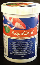 Pond/Aquarium Care - 100% Fish Safe - Removes all Algae, Weeds, Improves Oxygen