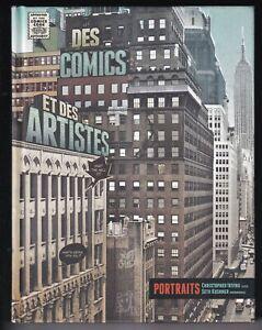 CHRISTOPHER IRVING. SETH KUSHNER: DES COMICS ET DES ARTISTES. MUTTPOP. 2012.