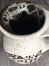 Vintage Bay Keramik Vase  ~ West Germany ~ 65125 ~ Speckled Inside & Out