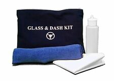 Aerovex System's Eco-Friendly Glass & Dash Car Cleaning Kits™