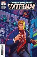 MILES MORALES SPIDER-MAN #4 MARVEL COMICS 1ST PRINT