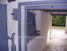 Photo 2000s Dachau Nazi Concentration Camp - Zyklon-B Dispensing Mechanism