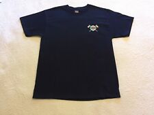 San Diego Fire Department Station 3, Little Italy Off Duty Blue T-Shirt, Size L