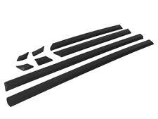 DOOR TRIMS MOULDING LEFT + RIGHT SET FOR VW GOLF 3 MK3 III 91-97 5-DOORS