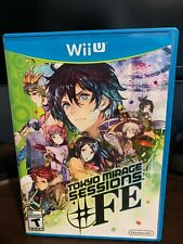 Tokyo Mirage Sessions FE Wii U Complete Authentic