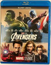 MARVEL THE AVENGERS BLU RAY FREE WORLD WIDE SHIPPING BUY IT NOW ROBERT DOWNEY JR