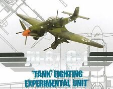Hobby Master HA0110 Junkers Ju-87G-1 Stuka Experimental Tank Fighting Unit 1:72