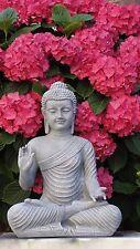 Buddha Budda Groß Statue Feng Shui Garten Figur Wetterfest Deko Tempelwächter SG