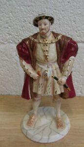 COALPORT Henry VIII Peter Jones 1997 Ltd. Ed. (Hospiscare)
