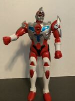 """1994 Ultraman Superhuman Cyber Squad DIC Playmates 9"""" Action Figure Toy"""