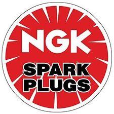 "NGK Spark Plugs Bumper Sticker automotive 3"" X 3"""