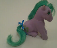 My Little Pony Sitting Pose SEASHELL Vintage MLP 1980's Earth Pony