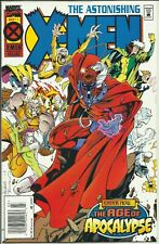 Astonishing X-Men #1-4. LOT OF 4, COMPLETE RUN (Marvel1995) AGE OF APOCALYPSE.